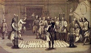 Loge du XVIII
