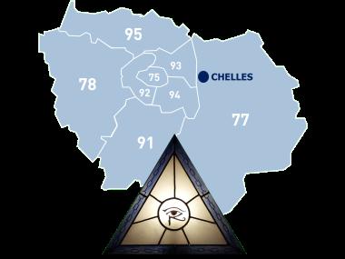 Montage Ile de France