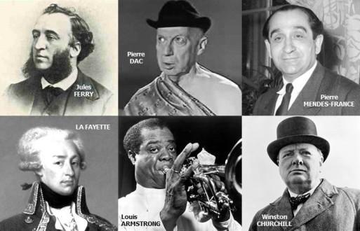 FM célèbres